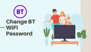 change bt wifi password