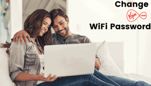 change virgin media wifi password