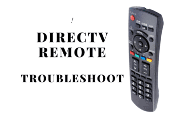 directv remote not working