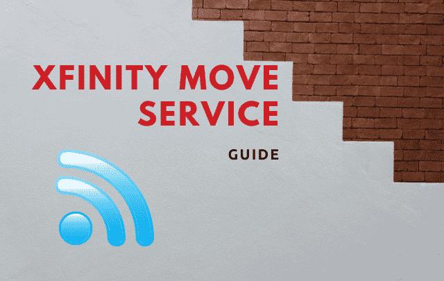 xfinity move service