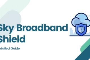 sky broadband shield