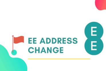 ee change address