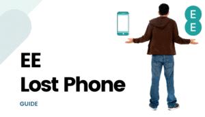ee lost phone