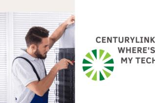 centurylink where's my tech