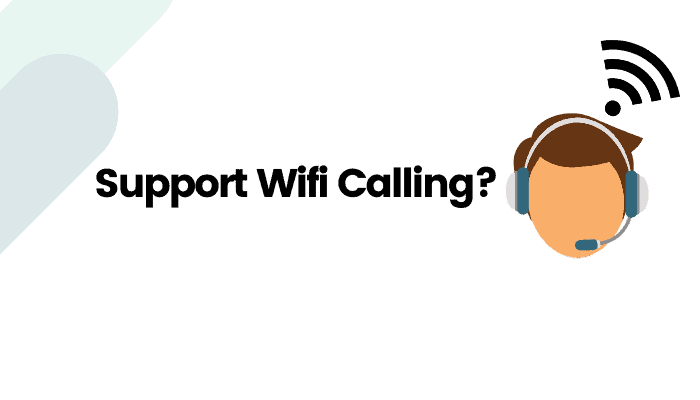 does giffgaff support wifi calling