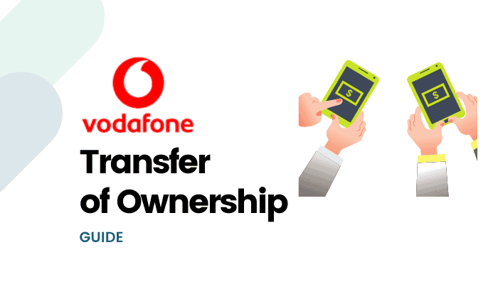 vodafone transfer of ownership