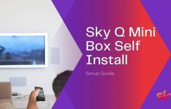 sky q mini box self install