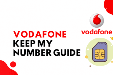 vodafone keep my number