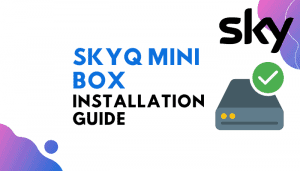 sky q mini box self install