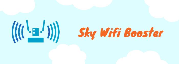 sky wifi booster