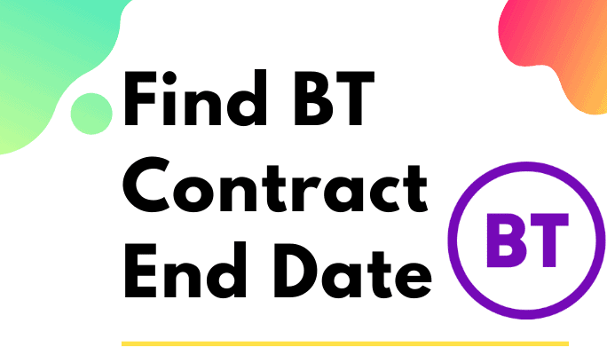 bt contract end date