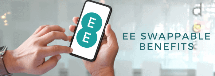 what are ee swappable benefits