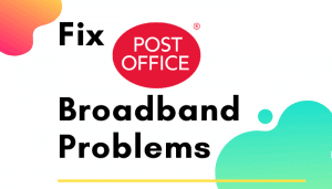post office broadband problems