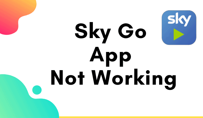 sky go app not working