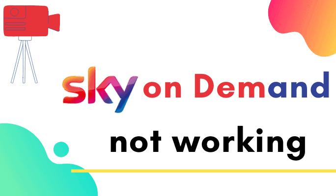 sky on demand not working