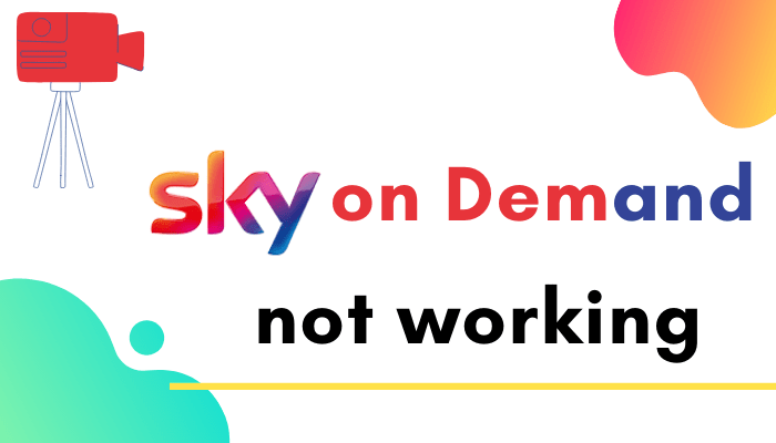 sky on demand not working