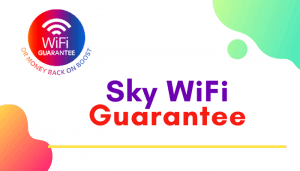 sky wifi guarantee