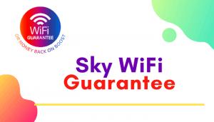 sky wifi guarantee