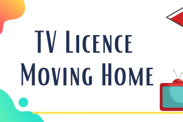 tv licence moving home