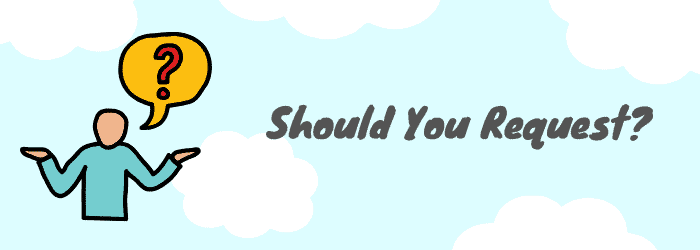 should you request for move request