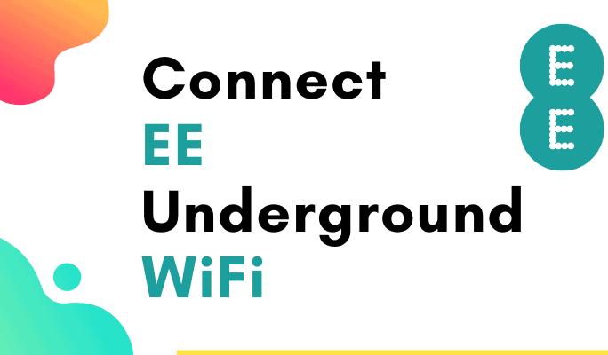 ee underground wifi