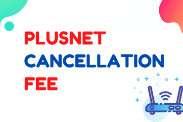 plusnet cancellation fee