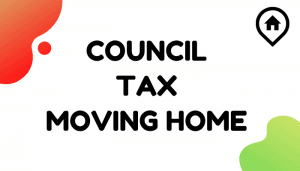 council tax moving home