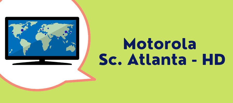 motorola scientific atlantic hd