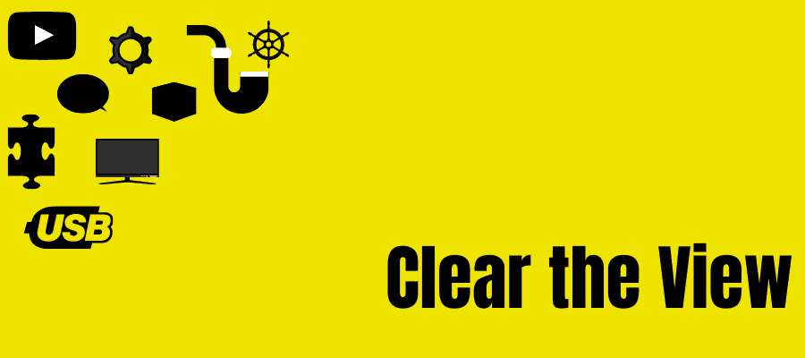 view clear
