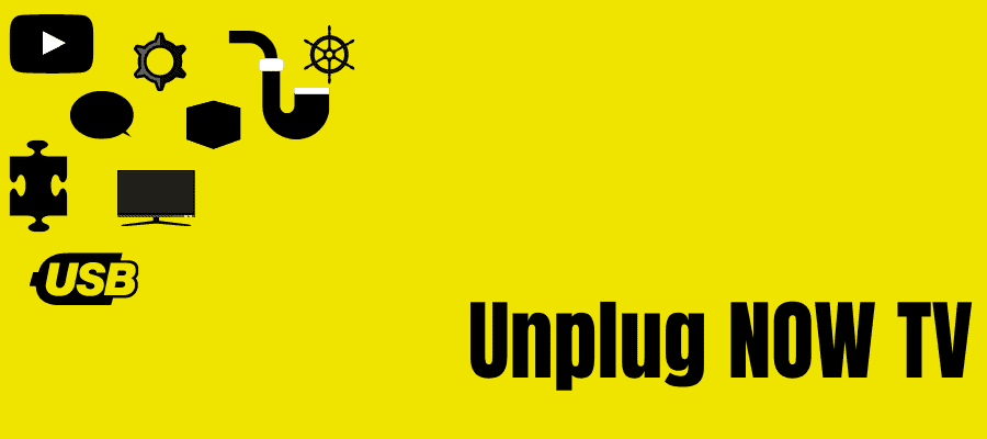 unplugging now tv