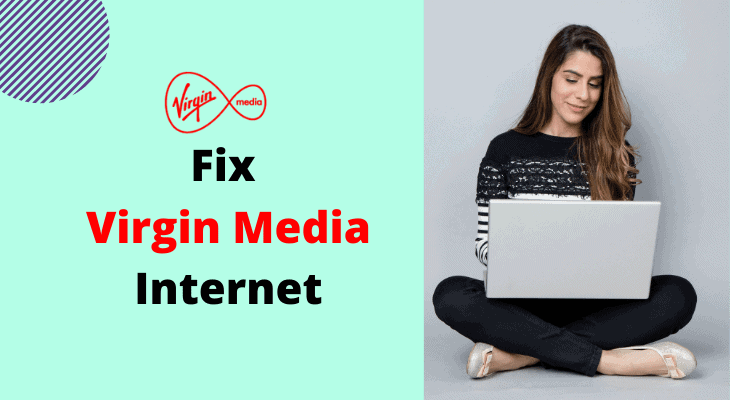 virgin media internet not working