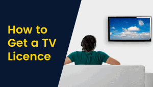 how to get a tv licence
