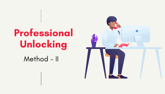 professional unlock at&t phone
