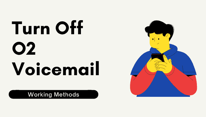 turn off o2 voicemail