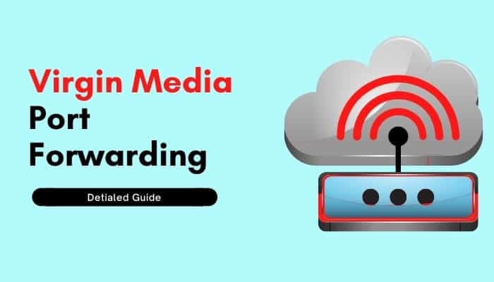 virgin media port forwarding