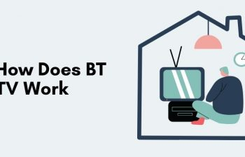 how does bt tv work