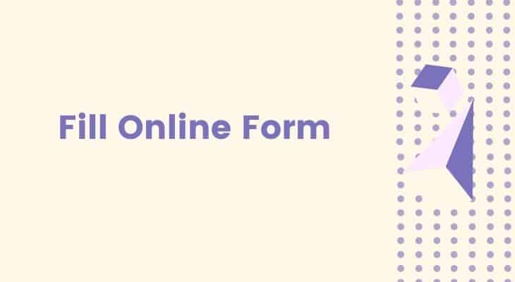 fill out three online form