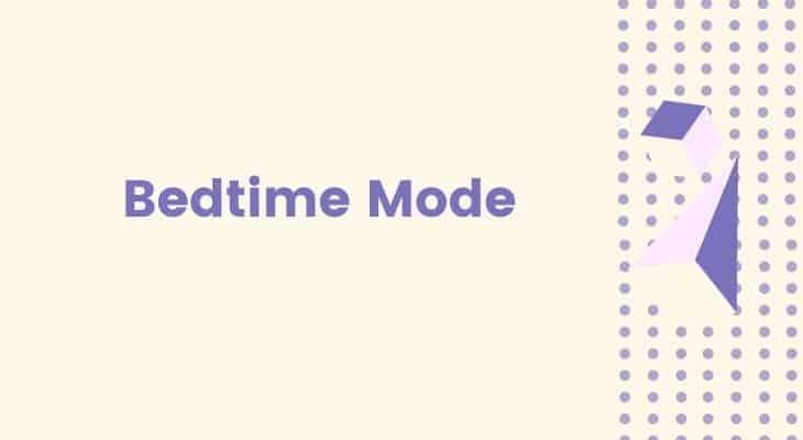 xfinity bedtime mode