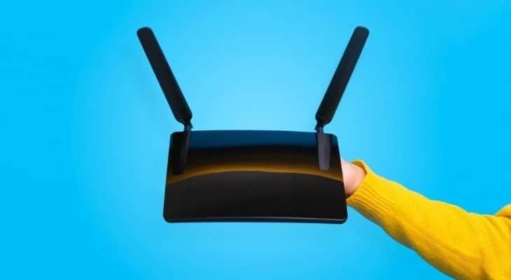 restarting router roku
