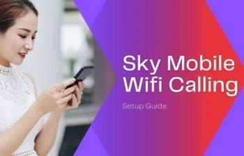 sky mobile wifi calling