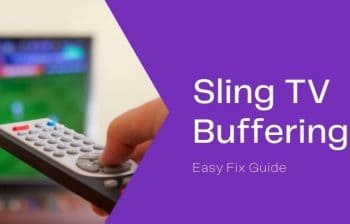 sling tv buffering problems