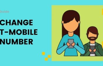 how to change your phone number t-mobile