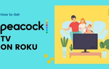 how to get peacock tv on roku