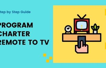 how to program charter remote to tv